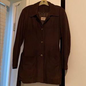 🧥Suede jacket